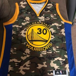 Stephen Curry Swingman Jersey